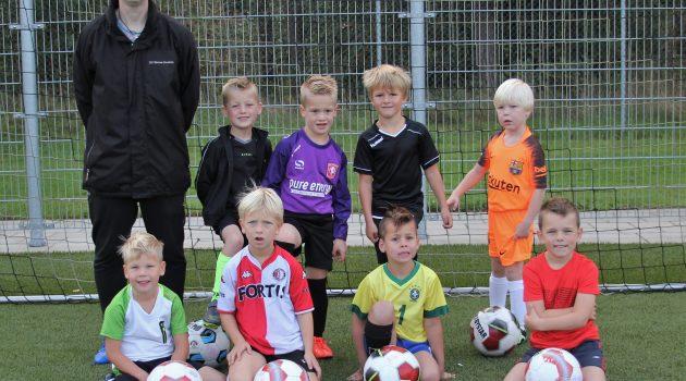 SV Nieuw-Heeten 5-6 jarigen