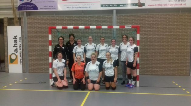 dames midweek competitie 2