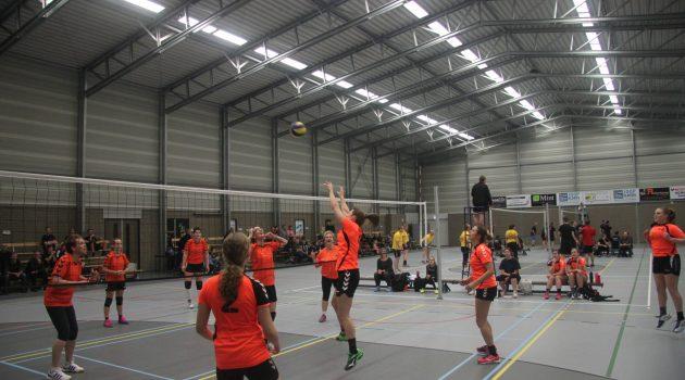 Dorpsvolleybal toernooi 5 Januari 2020
