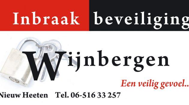 logo Wijnbergen Inbraakbeveiliging