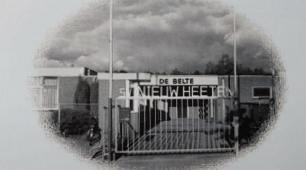 R.K. Sportvereniging Nieuw-Heeten 1946-2021     75 jaar