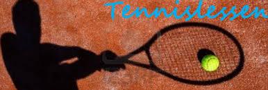 Tennislessen 2021