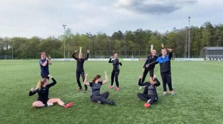 Nieuw Heeten dames 1 spelen volgend jaar hoofdklasse!!