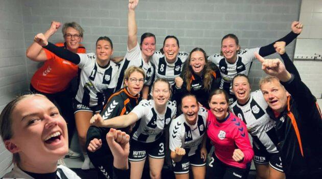 wedstrijdverslag Nieuw Heeten dames 1